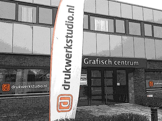 Drukwerkstudio.nl drukkerij in Woerden