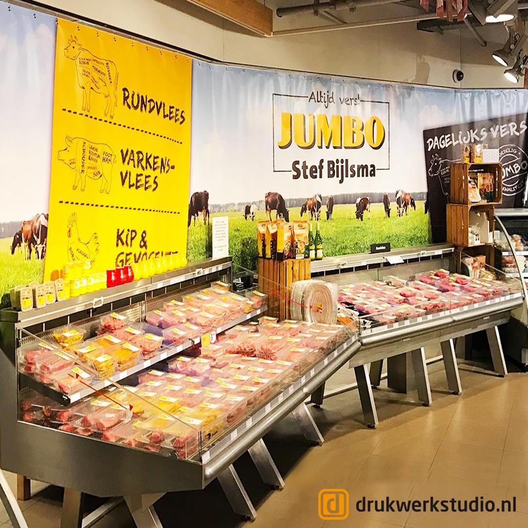 Promotiedoek Jumbo